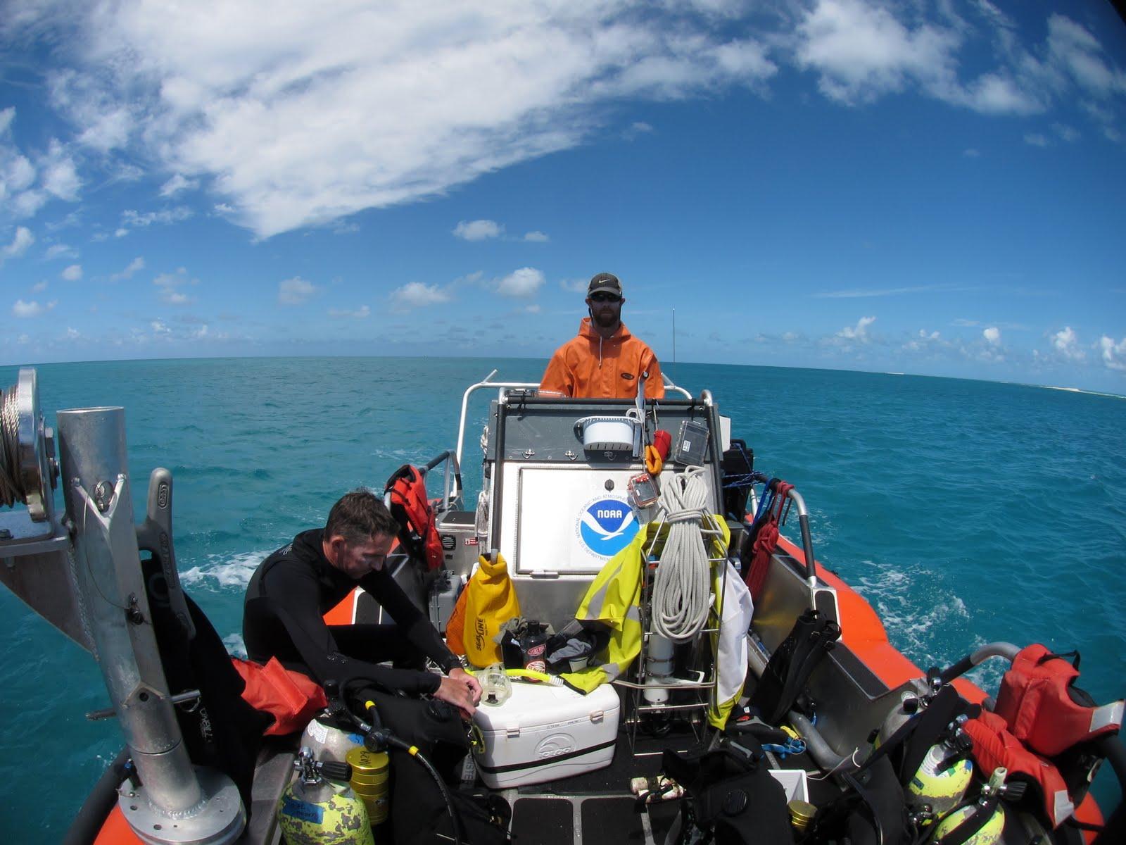oceanografos y ciencas del mar